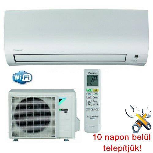 DAIKIN COMFORA FTXP20M/RXP20M 2 kW Split klímaberendezés