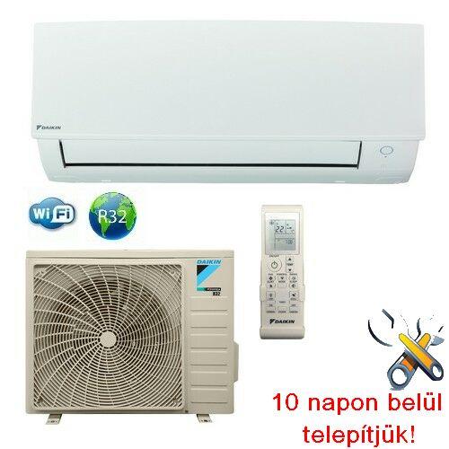 DAIKIN FTXC20B/RXC20B 2 kW Split klímaberendezés beltéri és kültéri