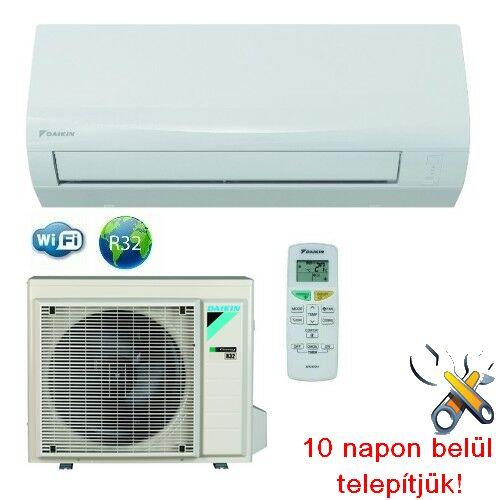 DAIKIN FTXF50A/RXF50B  Sensira 5 kW Split klímaberendezés beltéri és kültéri