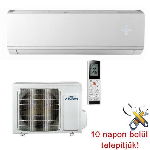 FISHER FSAI-CP-90-BE3 Comfort Plus inverteres klíma 2,7 kW