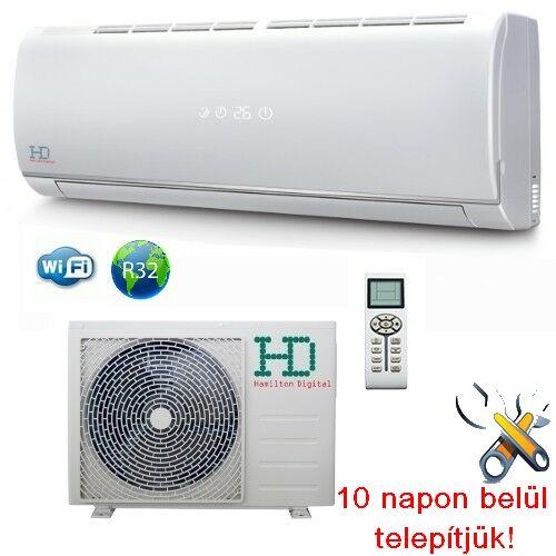 HD HDWI-185C maximus  5,1 kW, inverteres klíma