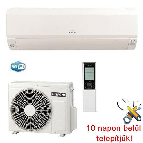 Hitachi RAK25 RPE inverteres klíma 2,5kW