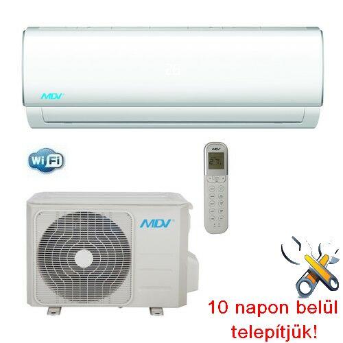 MIDEA-MDV RAG-035B-SP inverteres klíma 3,5 kW, hűtő-fűtő
