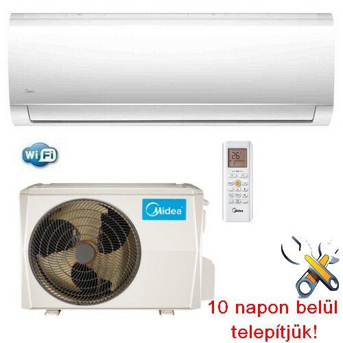 MIDEA Blanc MA-24N8D0-SP-WIFI  inverteres klíma 7,1 kW