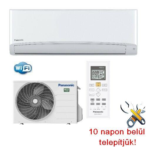PANASONIC  KOMPAKT KIT-TZ50-WKE inverteres klíma 5 kW