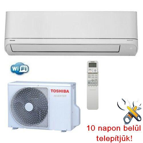 TOSHIBA B24PKVSG-E SUZUMI PLUS  inverteres klíma 7 kW