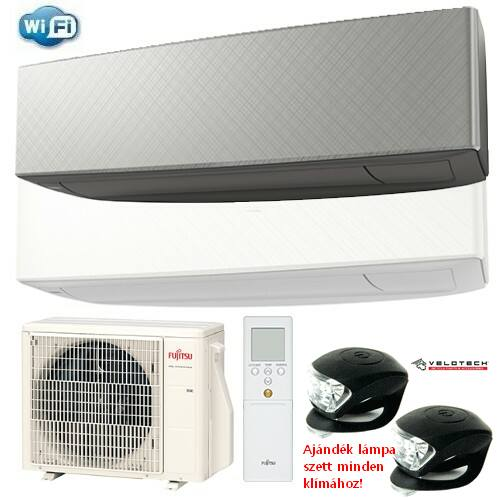 FUJITSU ASYG09KETA/AOYG09KETA inverteres klíma 2,5 kW