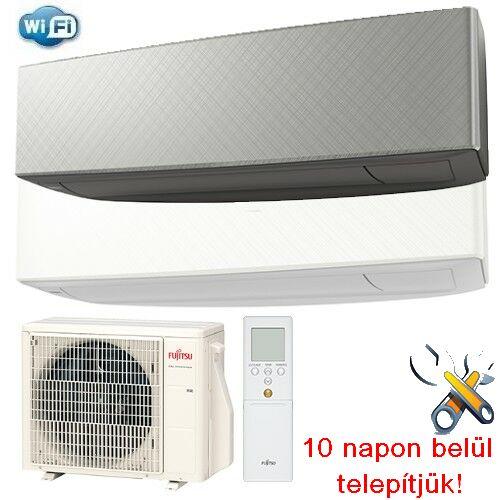 FUJITSU ASYG12KETA/AOYG12KETA inverteres klíma 3,4 kW