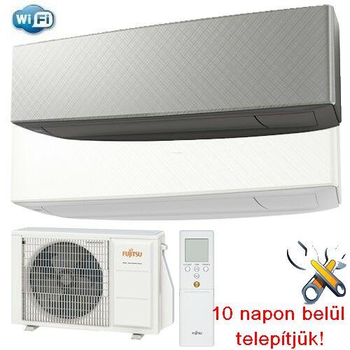 FUJITSU ASYG14KETA/AOYG14KETA inverteres klíma 4,2 kW