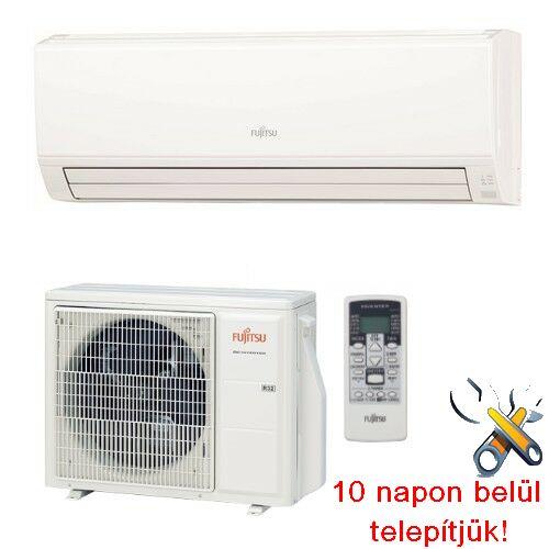 FUJITSU ASYG18KLCA/AOYG18KLTA inverteres klíma 5,2 kW, hűtő-fűtő