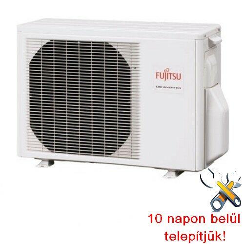 FUJITSU AOYG18LAC2 multi-2 inverteres klíma 5 kW, hűtő-fűtő, kültéri egység (új G-s beltérikhez)