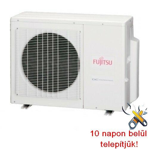 FUJITSU AOYG24LAT3 multi-3 inverteres klíma 6,8 kW, hűtő-fűtő, kültéri egység (új G-s beltérikhez)