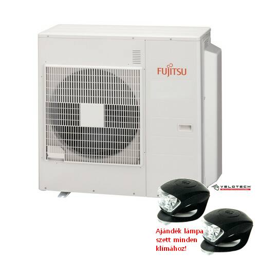 FUJITSU AOYG36LBLA5 multi-5 inverteres klíma 10 kW, kültéri egység