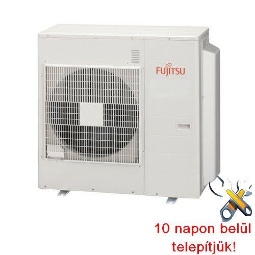 FUJITSU AOYG45LBLA6 multi-6 inverteres klíma 12,5 kW, kültéri egység