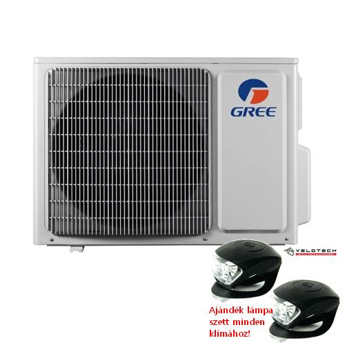 GREE GWHD18NK3KO multi klíma kültéri egység 5,3 kW