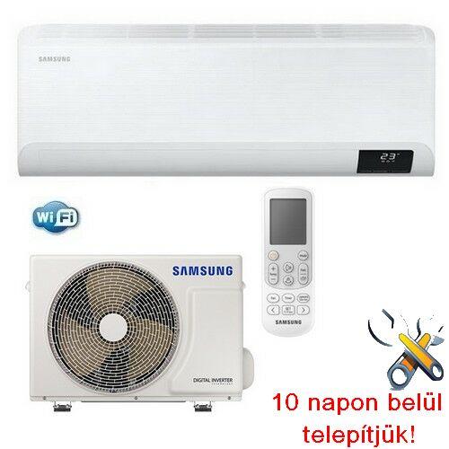 Samsung Cebu AR09TXFYAWKNEU 2,5kW-os inverteres klíma szett